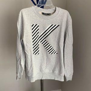 Kate space Saturday K sweatshirt size M/L